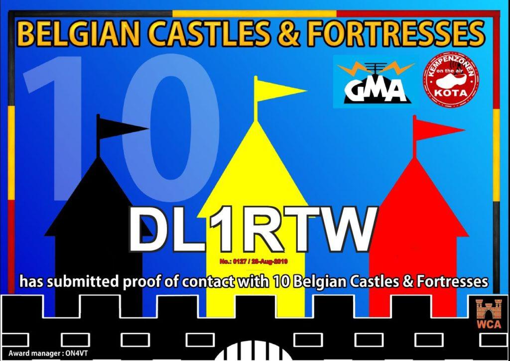 Belgian Castle